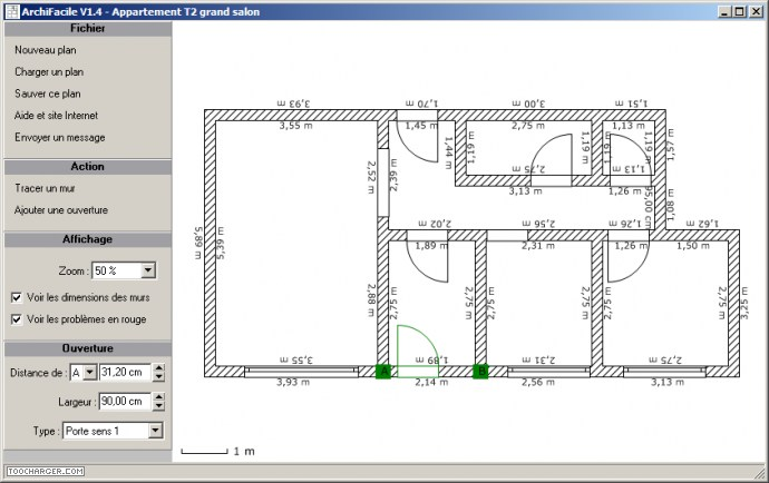 Plan Autocad D Une Villa  Joy Studio Design Gallery