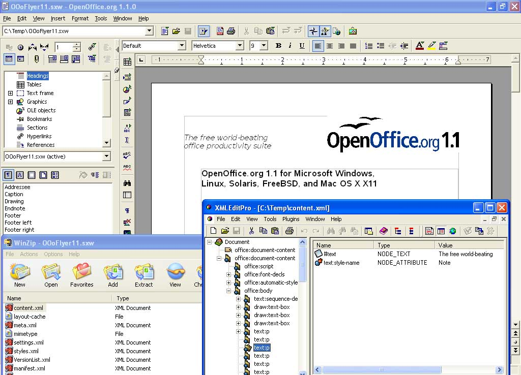 3 logiciels de traitement de texte gratuit t l charger - Open office gratuit windows 8 telecharger ...