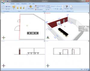 Logiciel gratuit pour faire des plans de maison o d - Logiciel gratuit decoration interieur ...