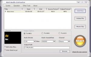 3 logiciels gratuits pour extraire la musique d une vid o - Logiciel pour couper musique mp3 gratuit ...