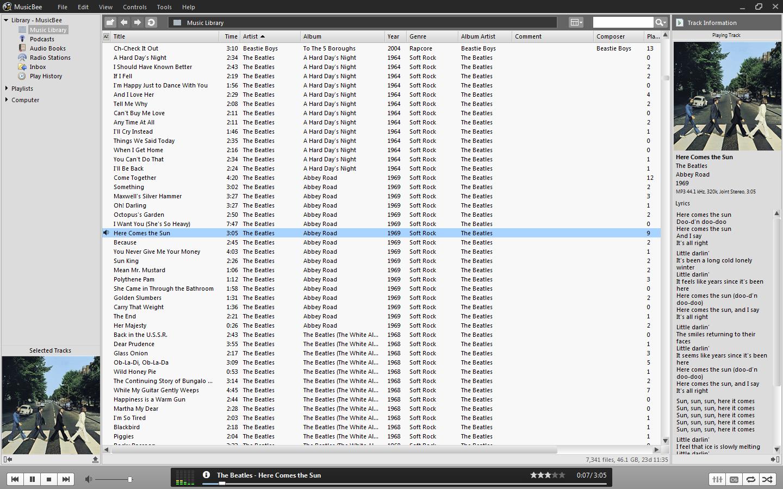 logiciel pour organiser et ranger sa musique logiciel gestion musique