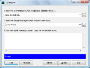 Comment decouper un fichier audio - Couper un fichier mp3 en plusieurs morceaux ...