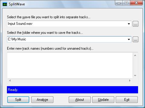 Comment decouper un fichier audio - Logiciel couper une video ...