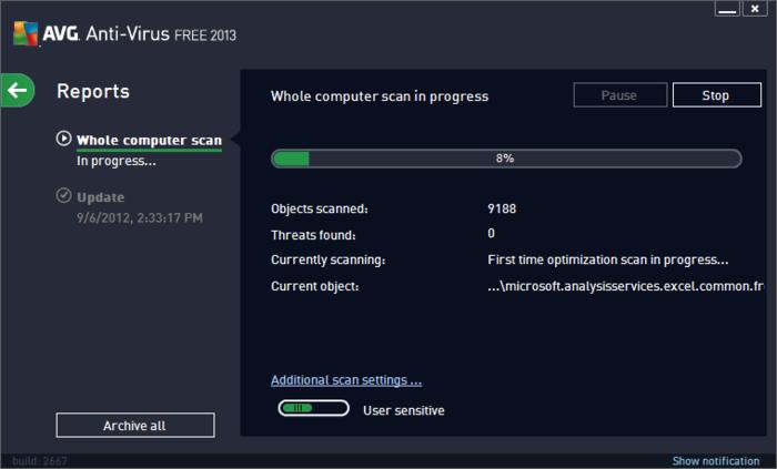 les 3 meilleurs antivirus gratuit pour windows 7 t l charger. Black Bedroom Furniture Sets. Home Design Ideas