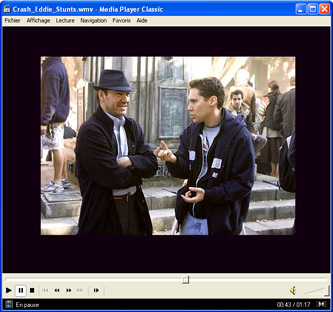 lire mp4 avec media player