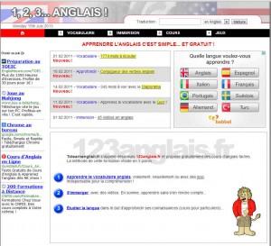 Site de rencontre pour apprendre a parler anglais