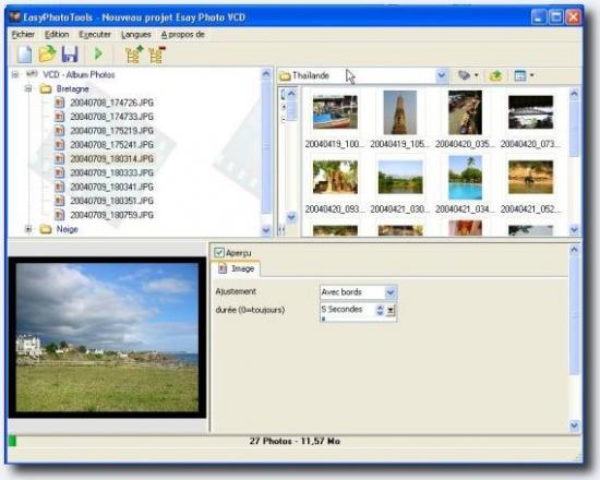 3 logiciels gratuits pour faire un diaporama photo avec de - Logiciel pour couper musique mp3 gratuit ...
