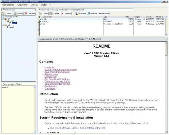 logiciel gratuit de gestion documentaire   ged