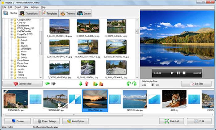 3 logiciels gratuits pour faire un montage photo avec musique. Black Bedroom Furniture Sets. Home Design Ideas