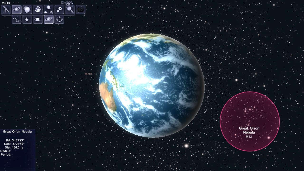 3 logiciels gratuits pour l 39 astronomie et espace t l charger for Logiciel espace vert