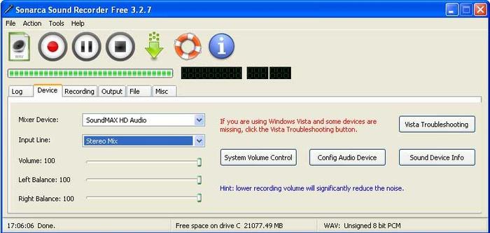 3 logiciels gratuits pour enregistrer de la musique - Logiciel pour couper musique mp3 gratuit ...