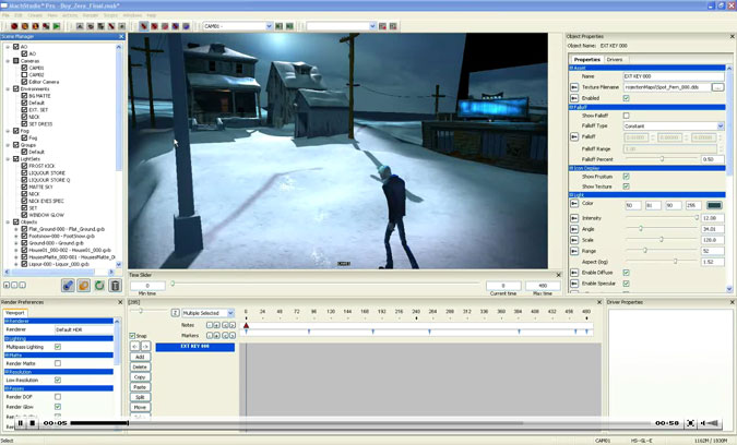 Logiciel de mod lisation 3d facile utiliser et gratuit for Meilleur logiciel 3d gratuit