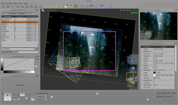Diaporama vous permet de réaliser facilement des présentations sous forme de diaporama de vos photos par simple glisser-déposer. Il est possible, pour chaque image, de régl...