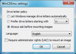 Supprimer lecteur virtuel windows 7