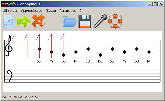 Logiciel gratuit pour apprendre le solf ge cours de solf ge - Logiciel pour couper la musique ...