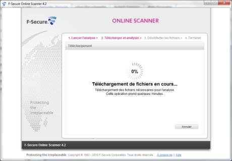 Bitdefender scanner en ligne gratuit