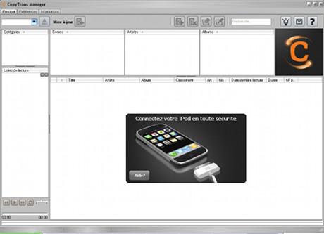 Le second logiciel gratuit pour le transfert des musiques d'un iPhone à l'ordinateur est Syncios. Il s'agit d'un gestionnaire de périphérique populaire qui est capable de transférer vos fichiers audio d'un côté à l'autre entre votre appareil et votre ordinateur, ainsi que de sauvegarder tous vos fichiers audio. Comme TunesMate, il ne limite pas les fichiers que vous pouvez transférer. En outre, il a un fabricant de sonneries pratique.