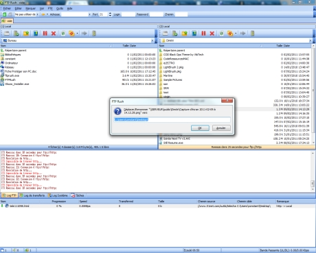 Les meilleurs client ftp gratuit t l charger logiciel for Le meilleur logiciel