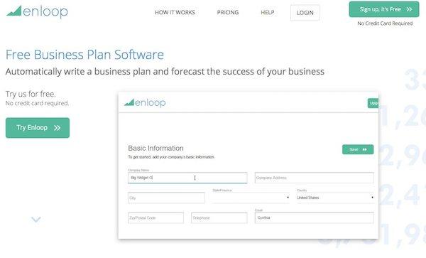 Best Business Plan Software for 2017: LivePlan vs Bizplan vs Enloop