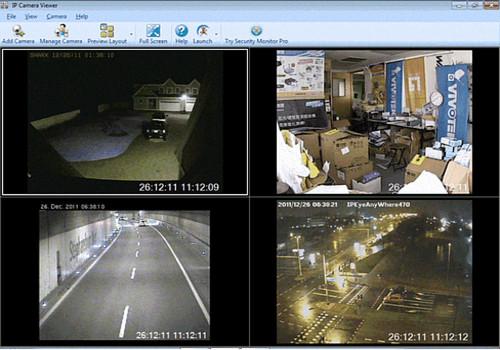 3 logiciels gratuits de vid o surveillance pour windows. Black Bedroom Furniture Sets. Home Design Ideas