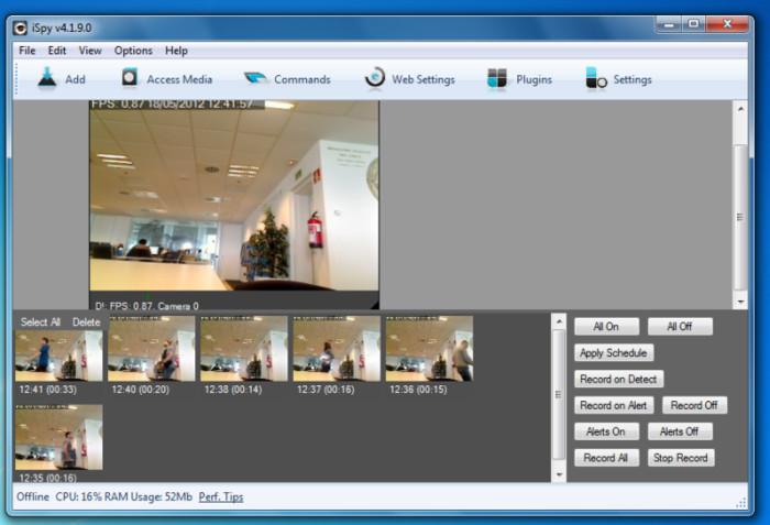 3 Logiciels Gratuits De Vid 233 O Surveillance Pour Windows